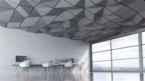 crease ceiling tile turf
