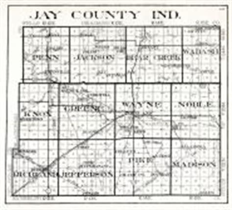 jay county indiana indiana state atlas 1934 indiana historical atlas