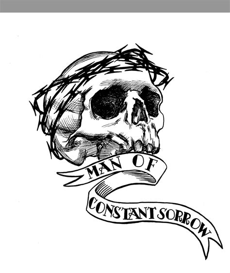 simple skull tattoo designs oddmanoutpress june 2010 tattoos