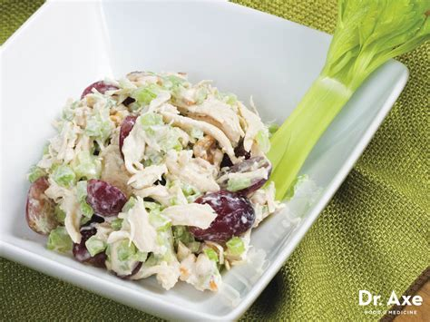 chicken salad chicken salad recipe dr axe