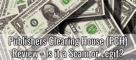 Publishers Clearing House Pch Review Is It A Scam Or Legit Legit Survey Sites Surveys Say