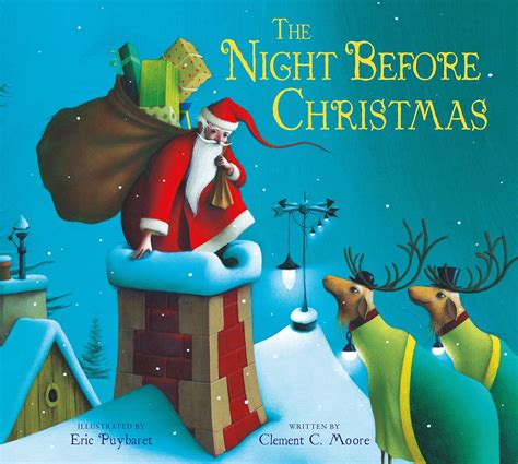 the night before christmas the night before christmas powerpoint and cloze procedure worksheets mash ie