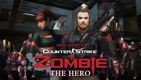 counter strike zombie mod game free download zombie the hero counter strike 1 6 mods