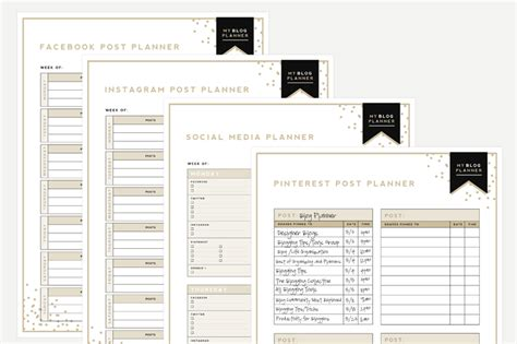 designerblogs com ultimate blog planner free printable designer blogs