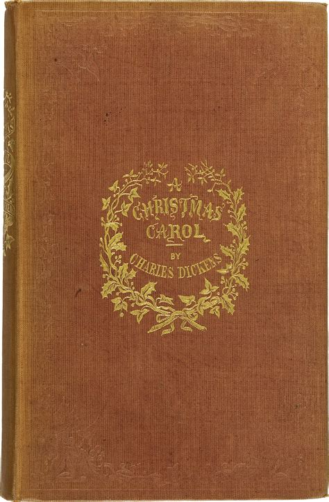 original book with pictures a carol