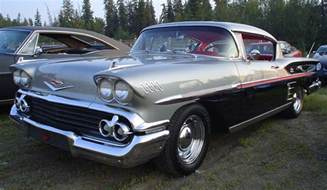 chevrolet impala 1958 best american cars