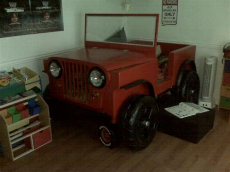 jeep beds great custom jeep bed idea for the kids jeep furniture