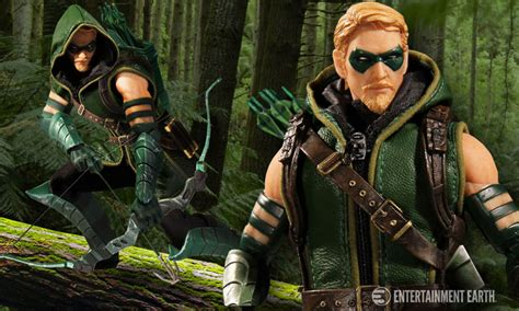 Green Arrow 12 green arrow one 12 collective figure by mezco toyz