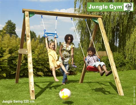 Jungle Swing Bizziebodies Kids Climbing Frames