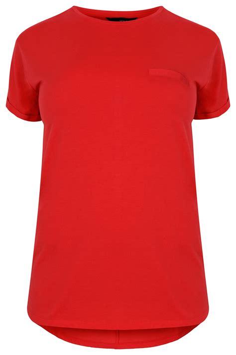 Tshirt Circle C3 t shirt 224 poche avec ourlet arrondi grandes tailles