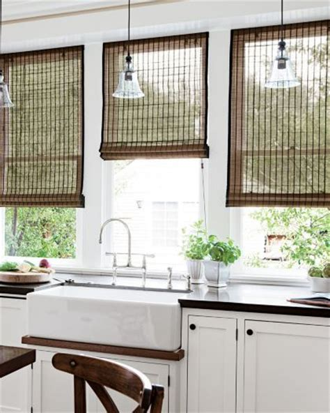 Kitchen Blinds At The Range 25 Best Ideas About Bamboo Blinds On Bamboo