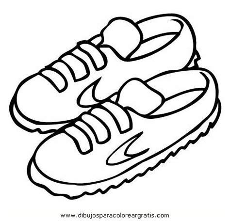 imagenes para niños de zapatos zapatos dibujo