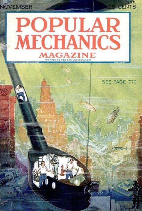 popular mechanics magazine collection    dvd vol