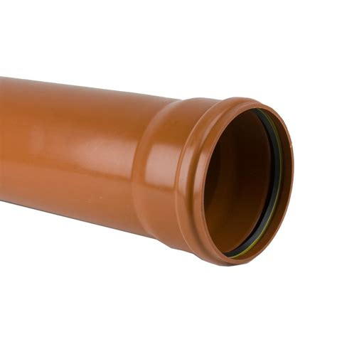 What Is A Sewer Pipe by Underground Sewer Pipe 200mm Single Socket 3m Drainage