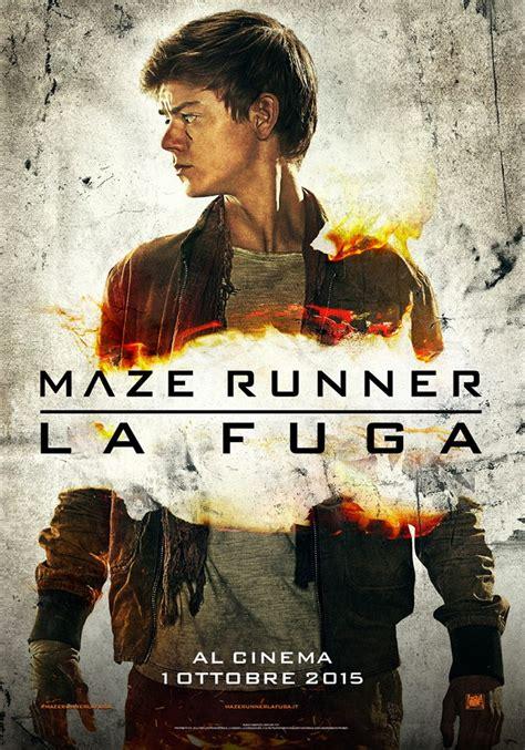film maze runner la fuga trailer maze runner la fuga ecco il nuovo trailer ufficiale del