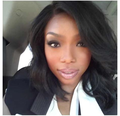 brandy new hairstyles on the game 18 best brandy norwood gallery images on pinterest
