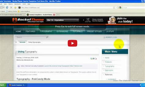 joomla tutorial web design how to build a site using joomla the best learning guides