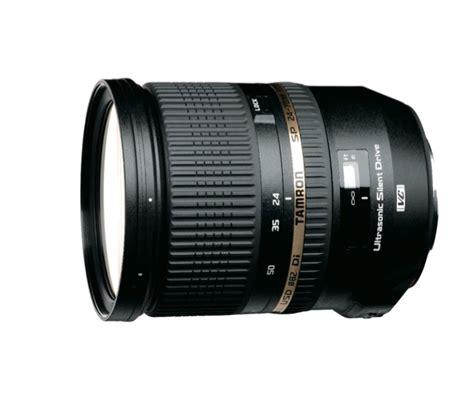 Tamron Sp 24 70mm F2 8 Di Vc Usd tamron sp 24 70mm f 2 8 di vc usd lens announced