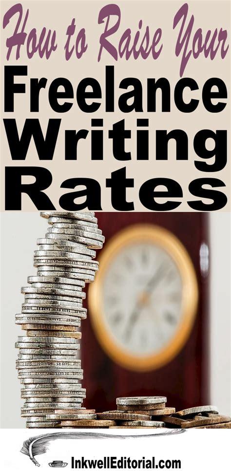 writers freelance rates
