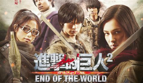Watch Attack On Titan Part 2 2015 Attack On Titan Part 2 In Cinemas September 23rd Showing In Philippines