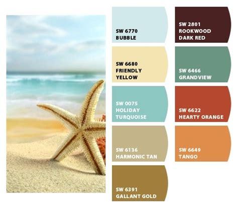 beach color 1000 ideas about beach color palettes on pinterest