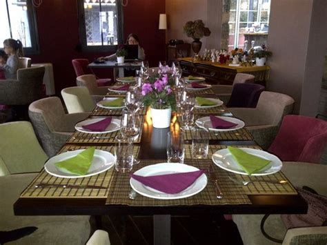 Lunch Table Setting Lunch Table Setting Picture Of Astra Hotel Kastania Tripadvisor