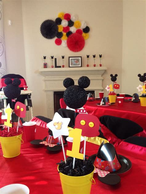 mickey mouse decoration mickey mouse