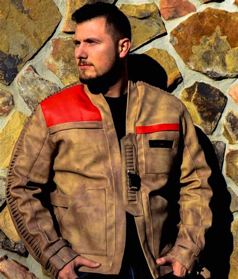 star wars poe dameron 1302901117 star wars the force awakens poe dameron finn jacket