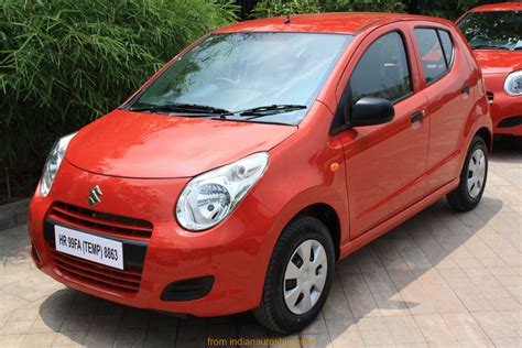 Suzuki Astar Car Maruti Suzuki A Will Get Vw Badge