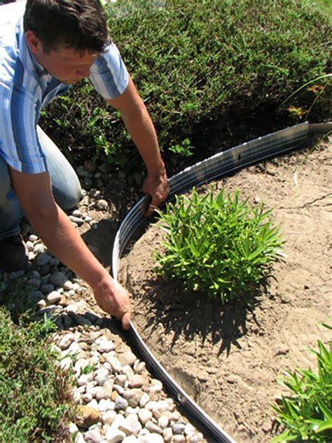 aluminum landscape edging metal garden edging easyflex aluminum edging 24