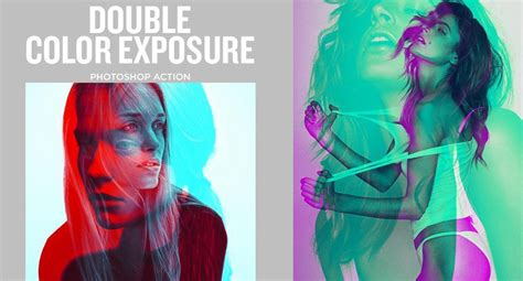 graphicriver double exposure tutorial best photoshop actions for stunning photo effects part 1