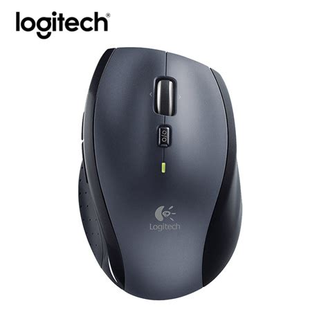 Mouse Logitech Buat Laptop logitech m705 wireless mouse gaming laptop pc genuine laser gamer mice logitech unifying