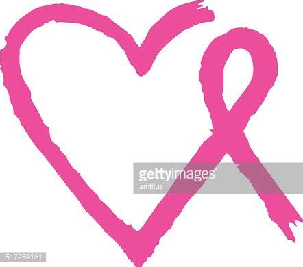 Pink Ribbon And Ribbon breast cancer awareness ribbon vector and graphics