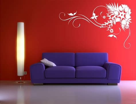 celtic vine corner giant wall decoration wall stickers store uk corner flower butterfly vine art wall sticker decal mural
