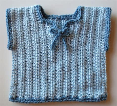 free pattern vest crochet patterns galore newborn baby vest