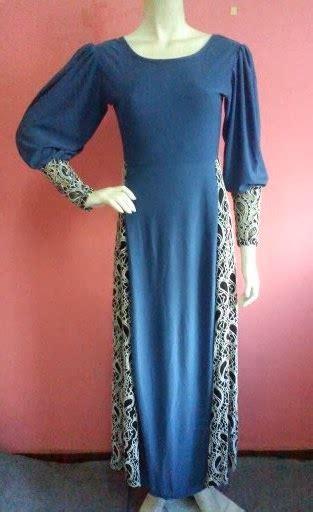 Queena Biru Dress Wanita Fit To Xl butik anggun pesona koleksi 127 princess paisley lace dress sold out