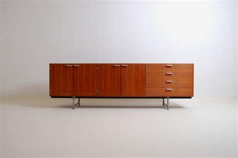 Designs For Living Room pastoe credenza sideboard lowboard fifties braakman design