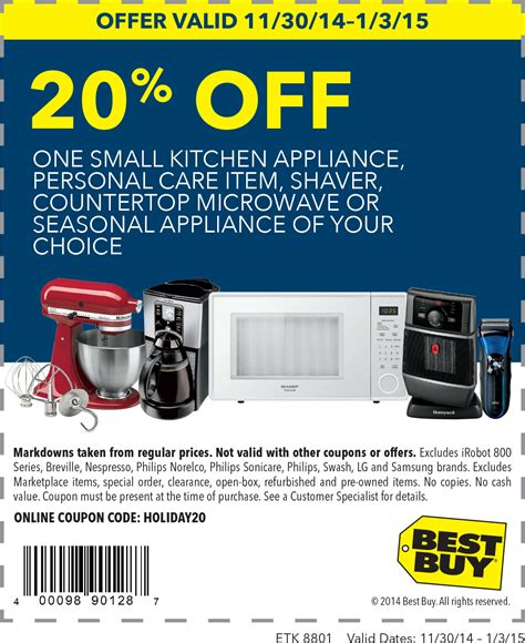appliances kitchen appliances promo code best buy coupontopay jimmynoe sports authority coupons 20 off 100 at sports