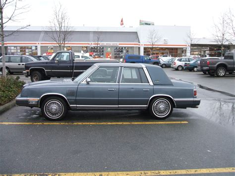 86 Chrysler New Yorker by Silvaplate 1986 Chrysler New Yorker Specs Photos