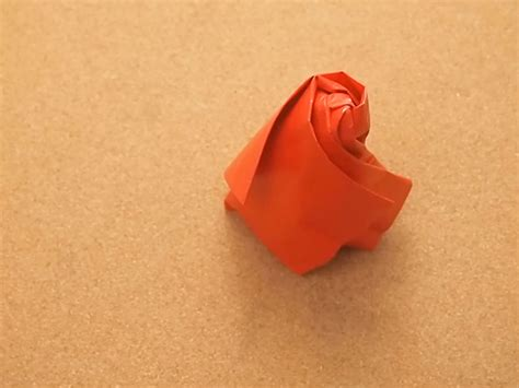 How To Fold Paper Roses - how to fold a paper with pictures wikihow