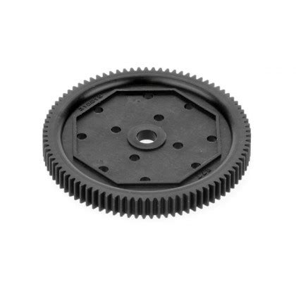 Spur Gear 80t 48p 3racing 48p team ncrc