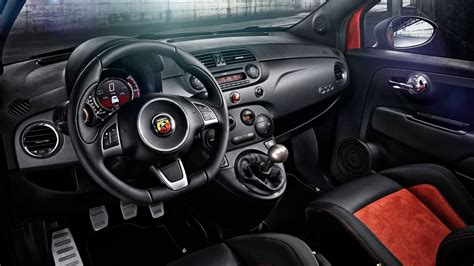 abarth 500 interni abarth 595c competizione 160 2015 review by car magazine
