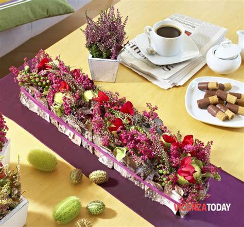 decorare la tavola decorare la tavola con i fiori eventi a vicenza