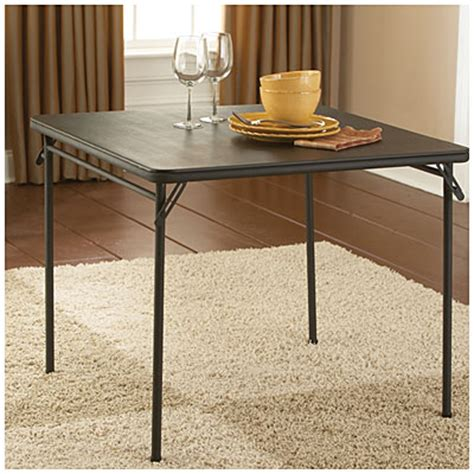 Folding Tables Big Lots by Cosco 174 34 Quot X 34 Quot Folding Table Big Lots