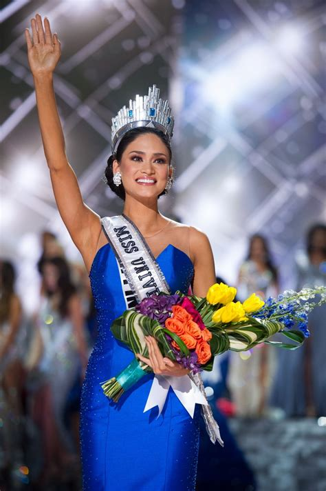 winner of miss universe 2016 pia wurtzbach miss universe 2015 winner online riding