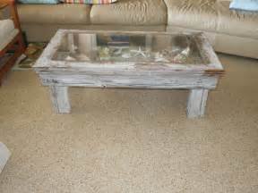 shadow box coffee table coastal coffee table shadow box style green