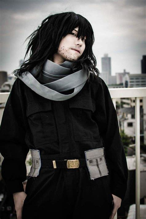 female erasure what you 0997146702 eraserhead cosplay my hero academia amino