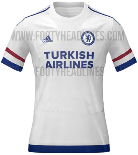 Chelsea Away 2015 by New Jersey Chelsea Away 2015 2016 Big Match Jersey