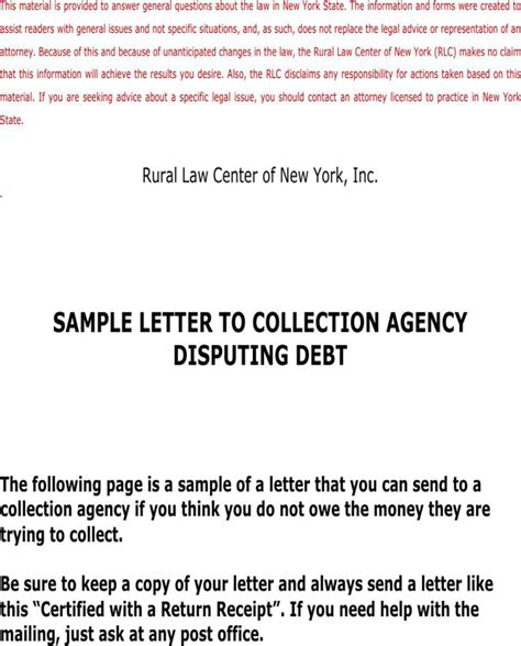 dispute letter to collections 28 images 36 best images about letters form sles on power of
