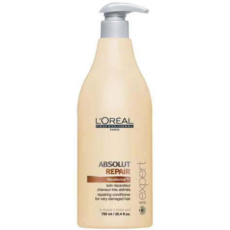 l oreal serie absolut repair conditioner 750ml free shipping lookfantastic